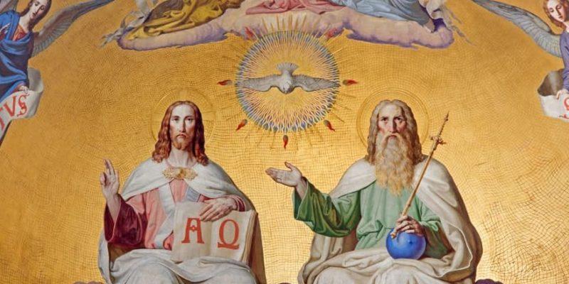dogma religion cristianismo trinidad