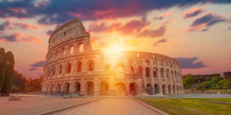 europa historia imperio romano