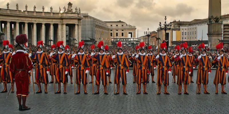 formas de gobierno teocracia vaticano
