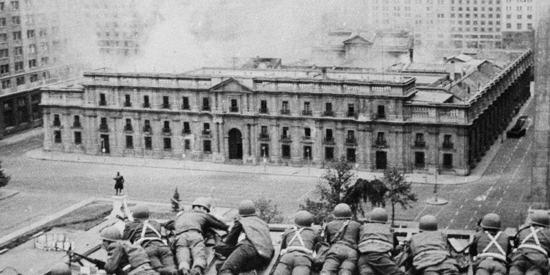 golpe de estado chile