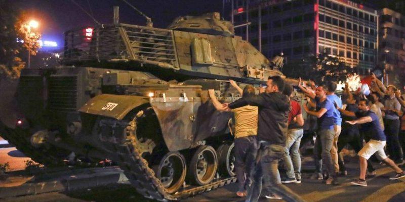 golpe de estado turquia