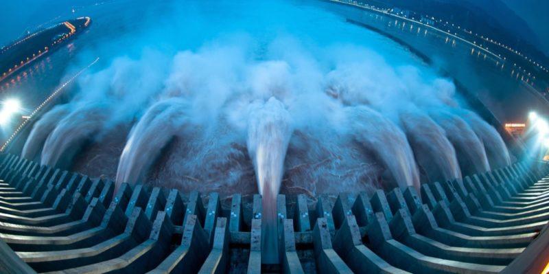 hidrografia usos rios energia hidroelectrica represa
