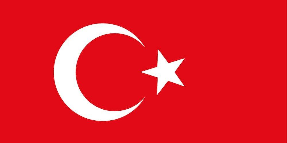 islam simbolo luna estrella bandera turquia