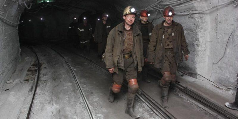 mineria subterranea tipos