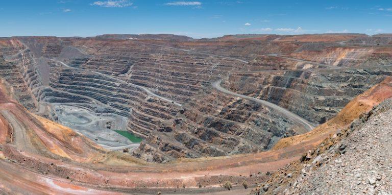 recursos minerales mineria superficial