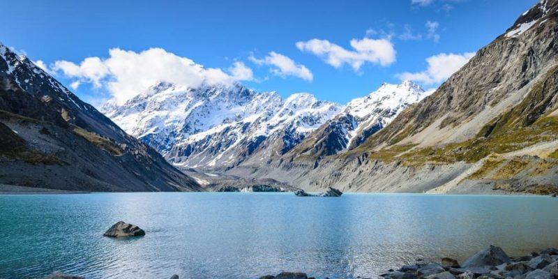 oceania clima nueva zelanda glaciar