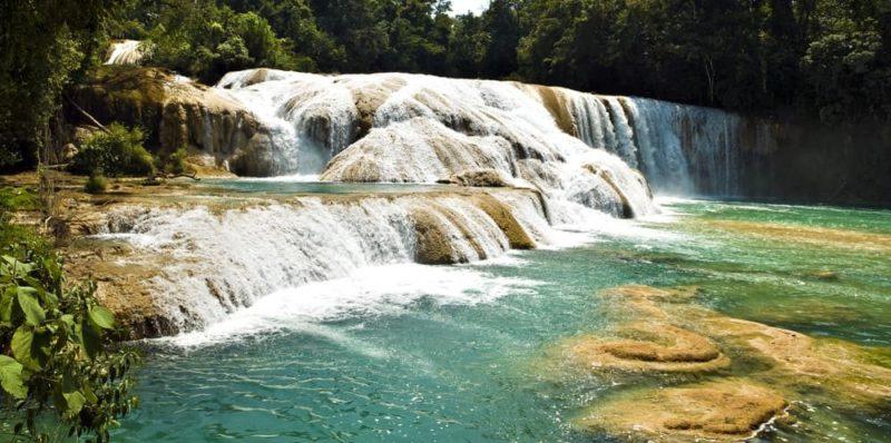 recursos hidricos mexico agua azul