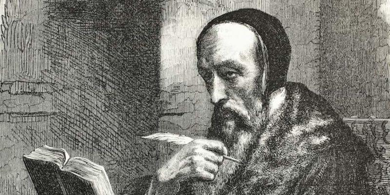 reforma protestante calvinismo juan calvino