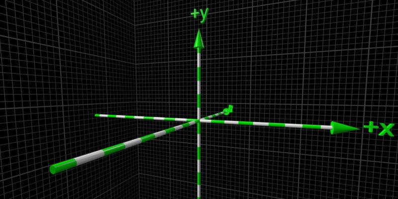 sistema de referencia dismensiones profundidad altura longitud