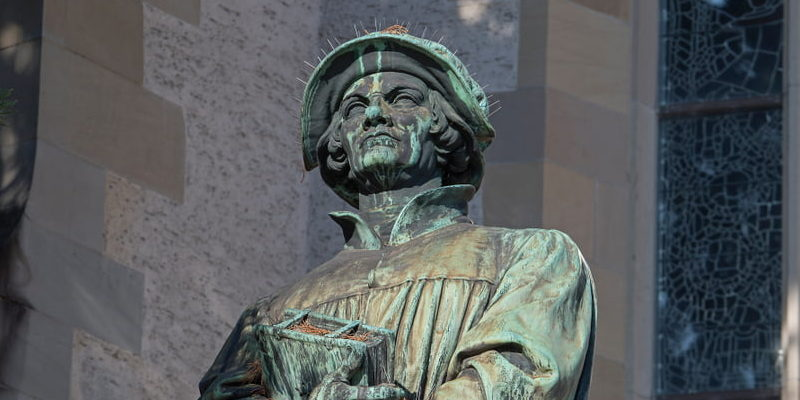ulrico zuinglio reforma protestante personajes