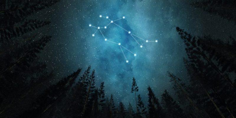 cuerpos celestes constelaciones