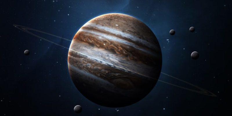 cuerpos celestes lunas satelites naturales