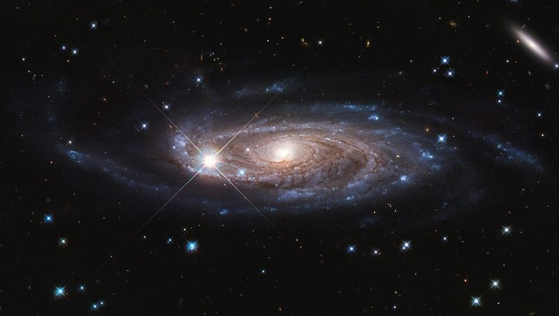 galaxia-telescopio hubble