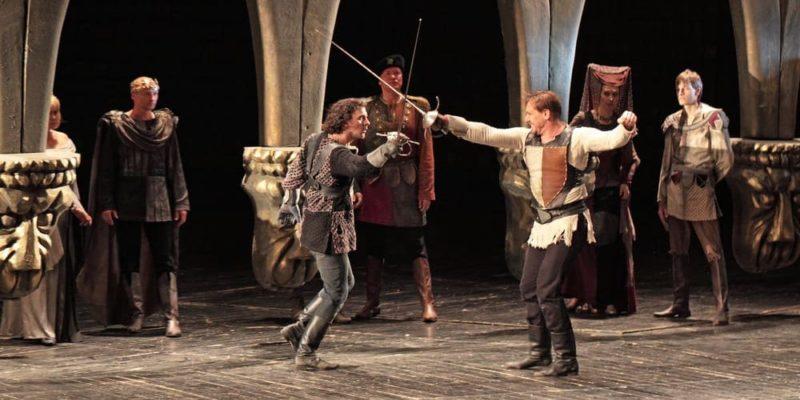 literatura renacentista teatro shakespeare
