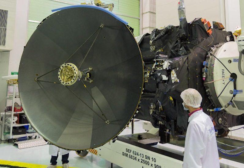 marte exploracion ExoMars Trace Gas Orbiter