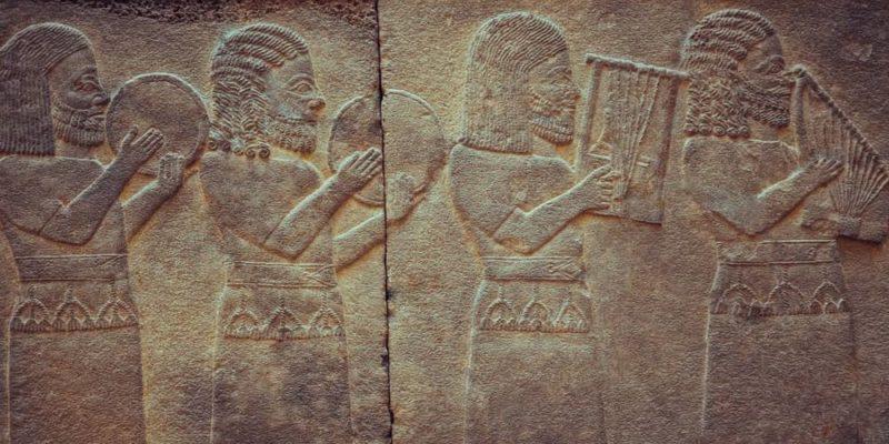 musica historia sumeria