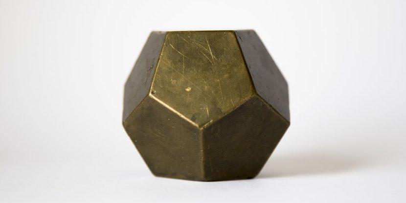 poliedros dodecaedro