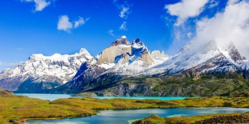 region geografica andina