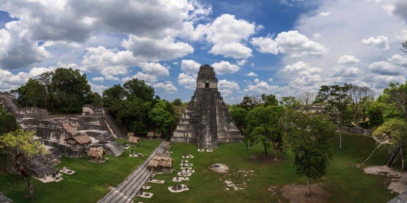 region geografica mesoamerica