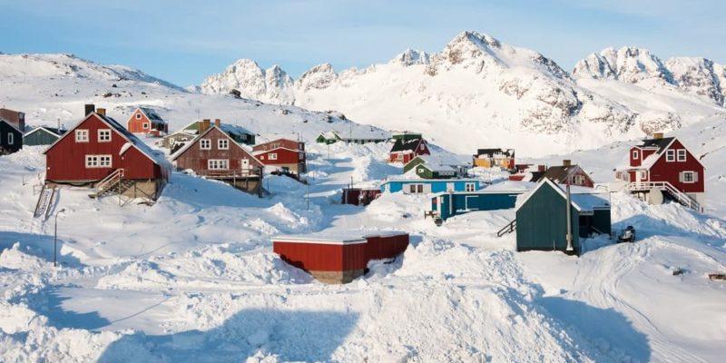 region natural polar