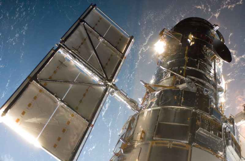 reparacion 2009-telescopio hubble
