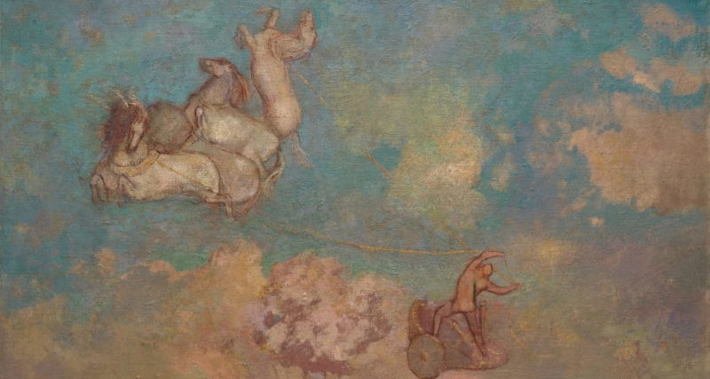 simbolismo pintura redon