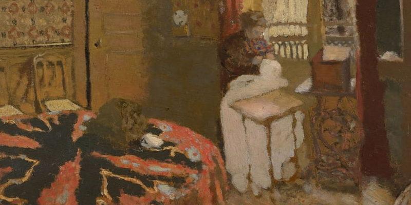 simbolismo pintura vuillard