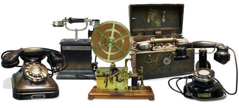 telecomunicaciones historia