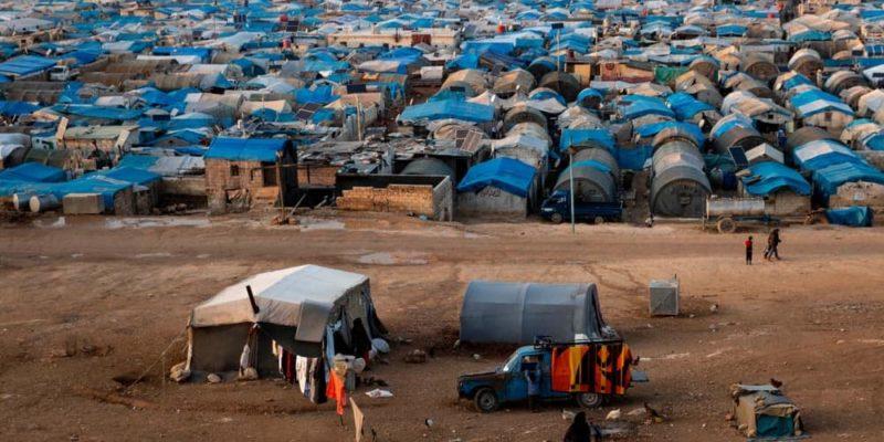 tipos de migracion refugiados
