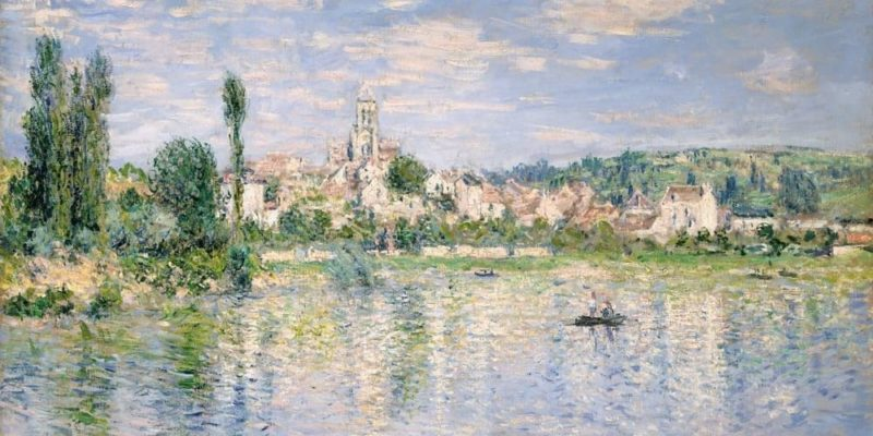 vanguardismo obras monet