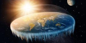 creencia tierra plana