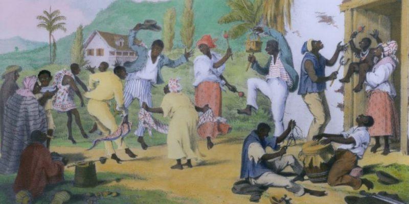 descubrimiento de america esclavos africanos