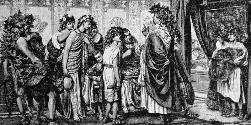 esclavitud historia imperio romano