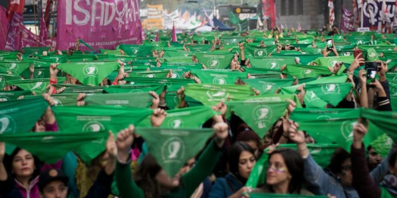 feminismo objetivos derecho al aborto