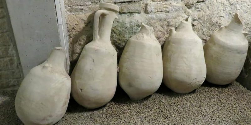 imperio romano economia aceite