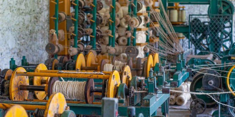 industrializacion mexico industria textil