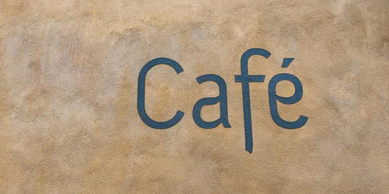 palabras agudas tilde cafe