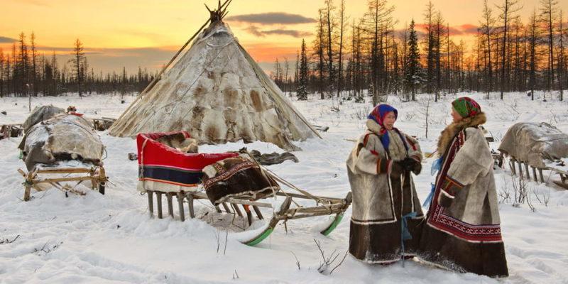 pueblos indigenas nenets