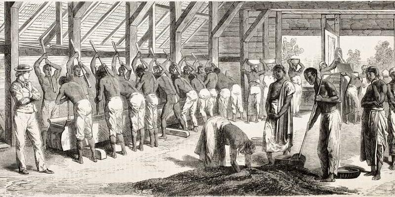 heteronomia ejemplo esclavitud