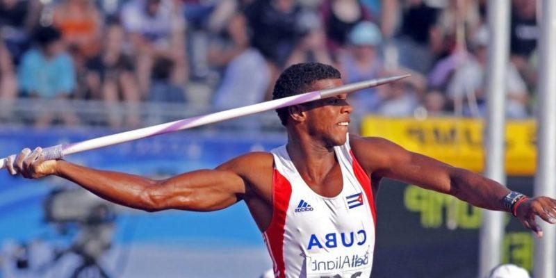 historia del atletismo jabalina