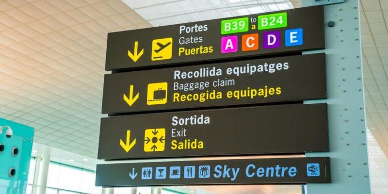 contexto comunicacion aeropuerto