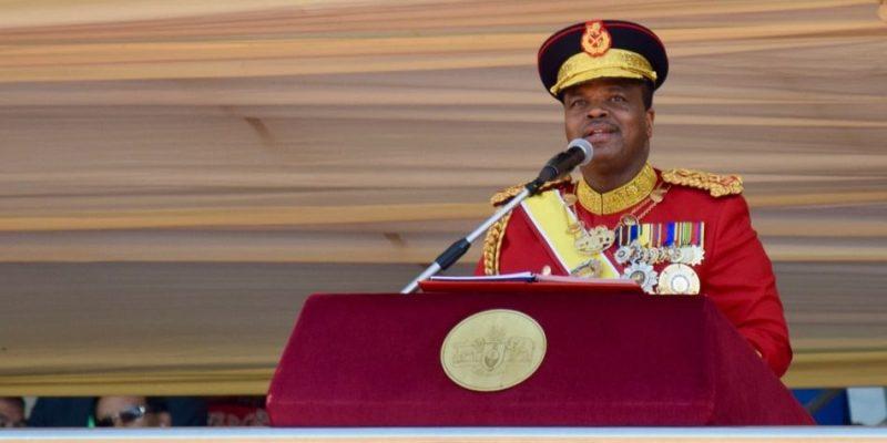 monarquia absoluta mswati III suazilandia
