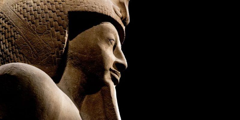 teocracia faraon antiguo egipto