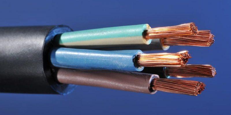 aislante electrico cables