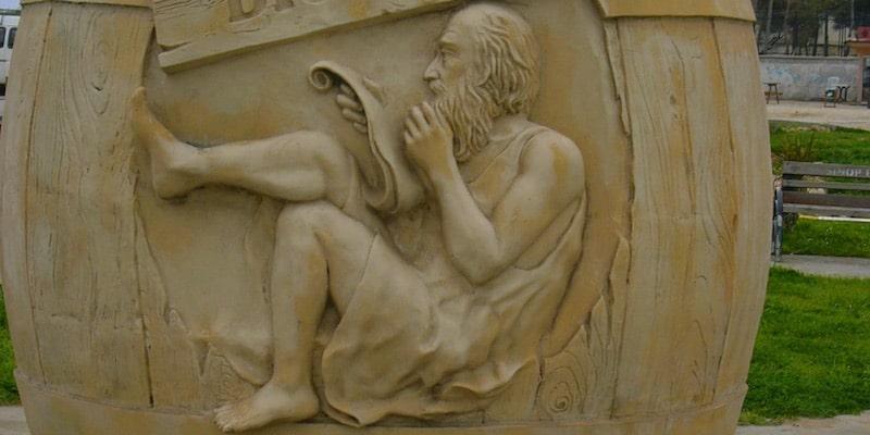cinismo filosofia diogenes