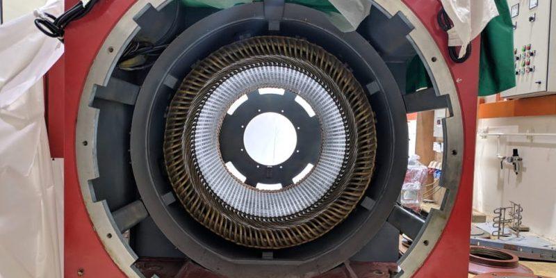generacion electrica turbina