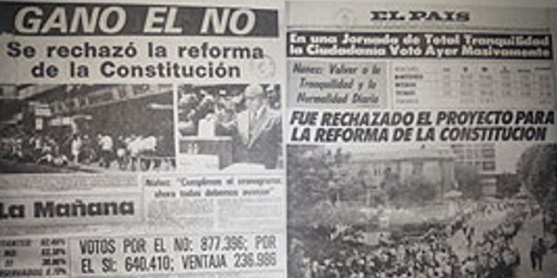plebiscito uruguay 1980
