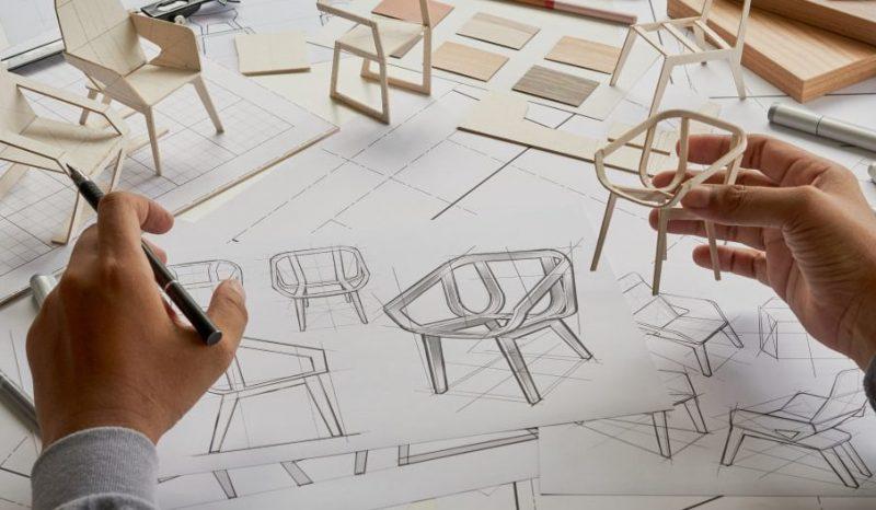 dibujo - boceto arquitectura