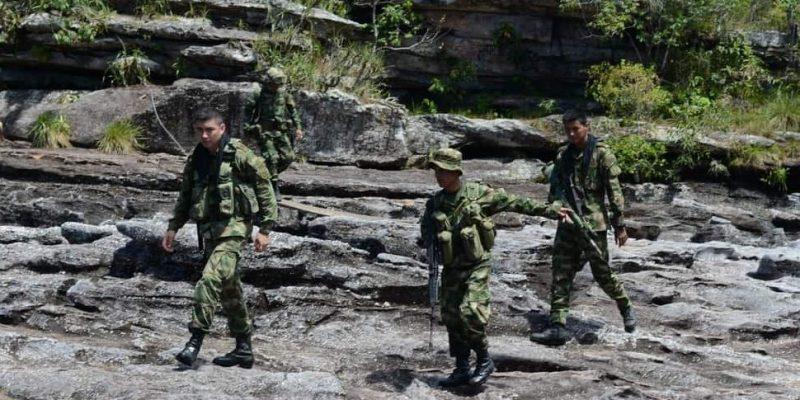 guerrilla colombia