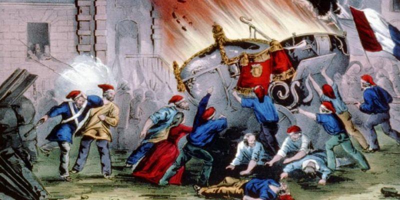 absolutismo final 1848 revolucion